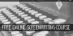 How to write a film script - free online screenwriting course from SCREENPLAY.today